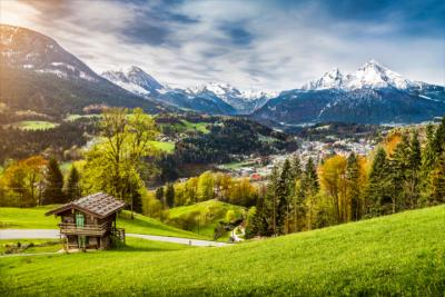 Das Berchtesgadener Land