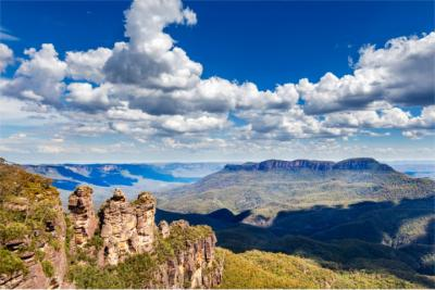 Weltnaturerbe Blue Mountains