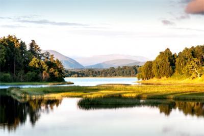 Nationalpark in Schottland