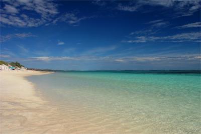 Strand an der Korallenküste
