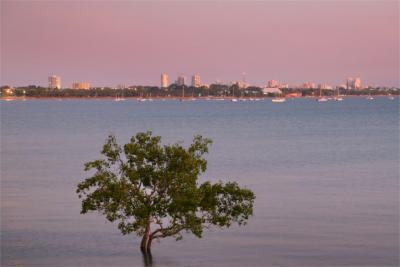 Panorama von Darwin