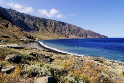 Strand auf El Hierro