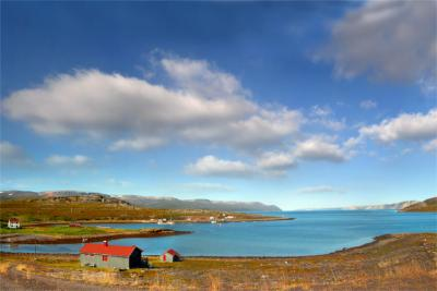 Landschaft in Finnmark
