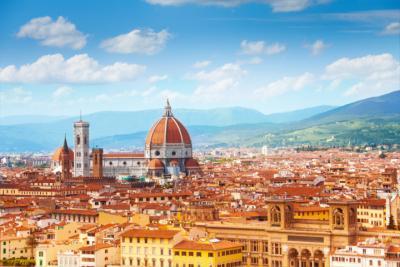 Panorama von Florenz