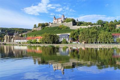 Burg in Franken am Main
