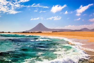 Landschaft am Meer - Fuerteventura