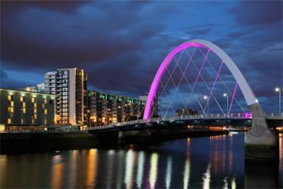 Die schottische Kulturstadt
