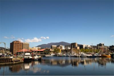 Panorama bei Hobart