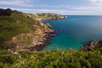 Guernsey, eine der Kanalinseln