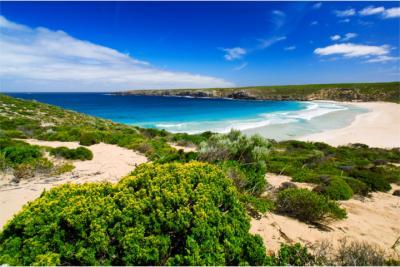 Strand auf Kangaroo Island