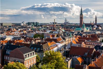 Ausblick auf Kopenhagen