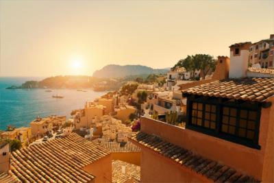Paguera und Sonne - Mallorca