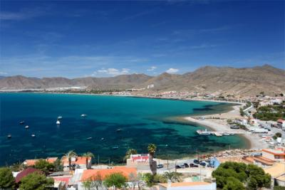 Küste von Murcia