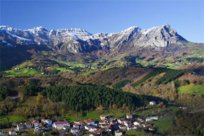 Pyrenäen in Navarra