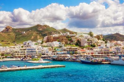 Naxos in den Kykladen