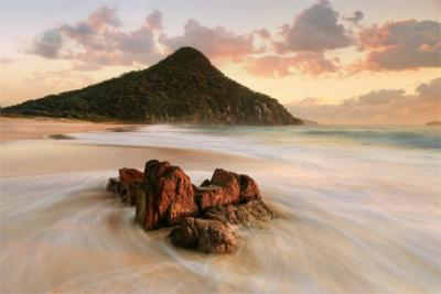 Berg bei Port Stephens