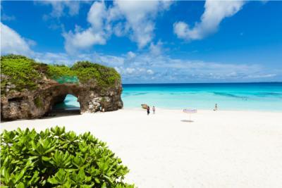 Strand in Okinawa