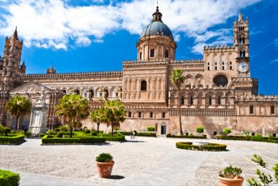 Sakralgebäude in Palermo