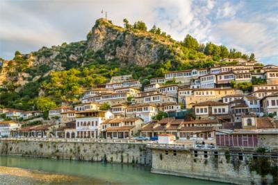 Land Albanien