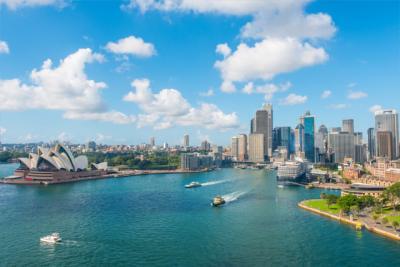 Land Australiens