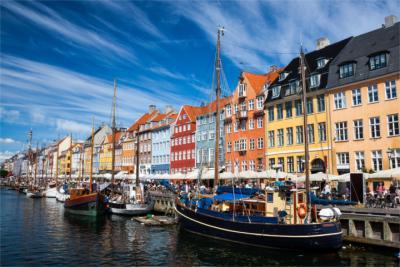 Dänemarks Städte