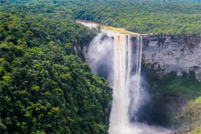 Reiseziel Guyana