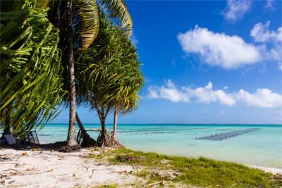 Reiseziel Kiribati