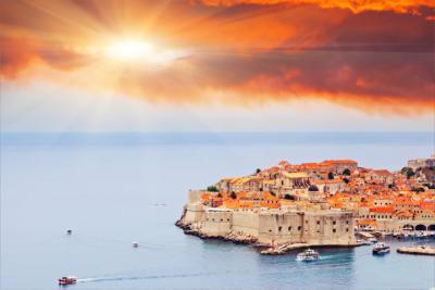 Land Kroatien