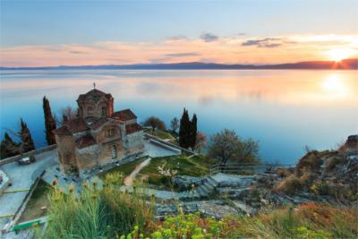 Land Mazedonien
