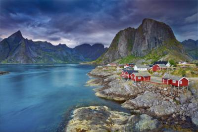 Land Norwegen
