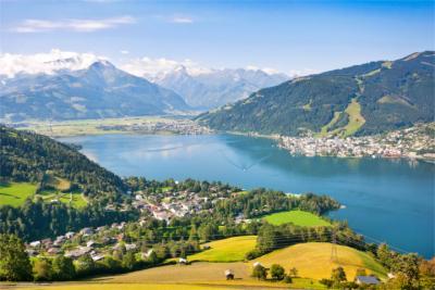 Salzburger Land in Österreich