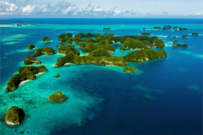 Die Südseeinsel Palau
