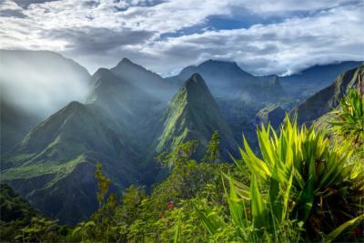 Reiseziel Réunion