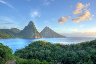 Reiseziel St. Lucia