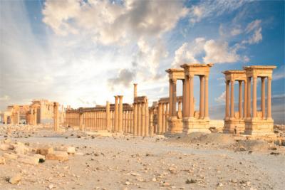 Reiseziel Syrien