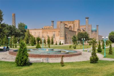 Reiseziel Turkmenistan