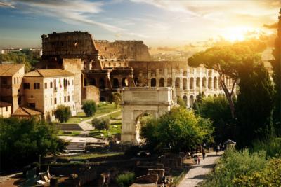 Wahrzeichen von Rom