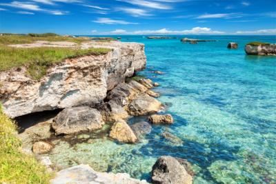 Küste von Salento