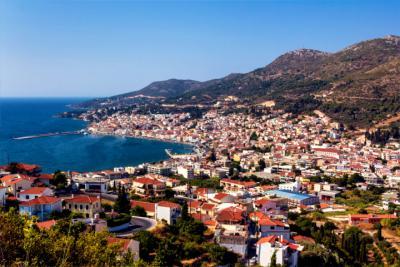 Die Insel Samos