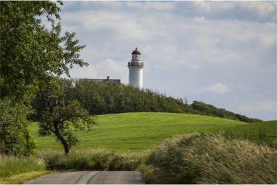 Leuchtturm auf Samsö