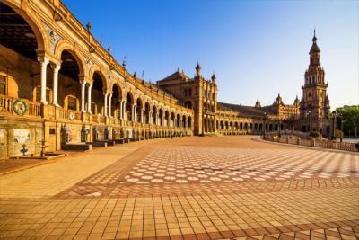 Wahrzeichen von Sevilla