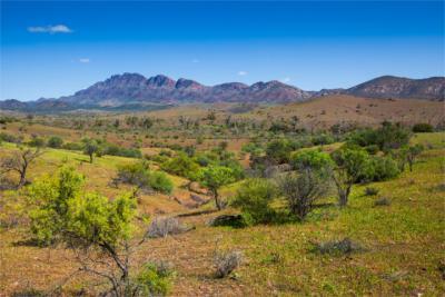 Gebirge in South Australia