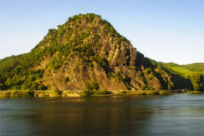 Der Loreley Felsen