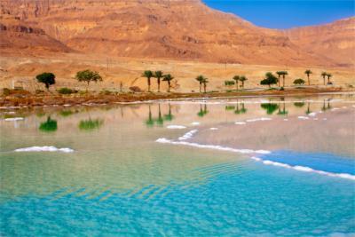 Totes Meer im Nahen Osten