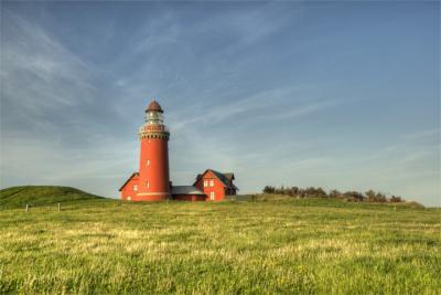 Leuchtturm in Westjütland