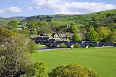 Die Grafschaft Yorkshire