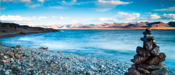 See Namtso in Tibet