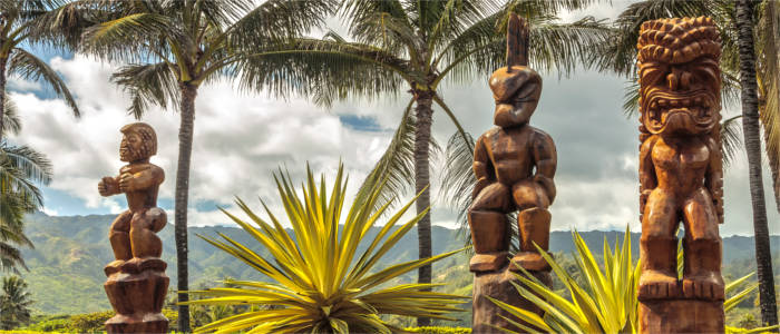 Kunst in Hawaii