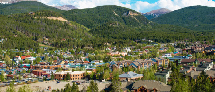 Breckenridge in Colorado