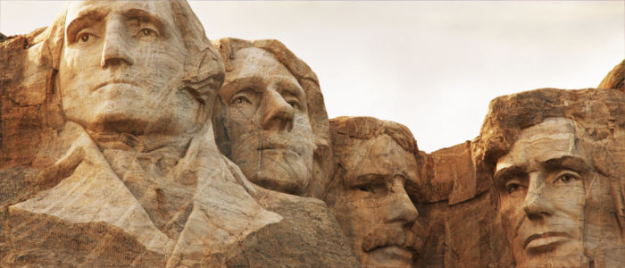 Mount Rushmore National Memorial der USA